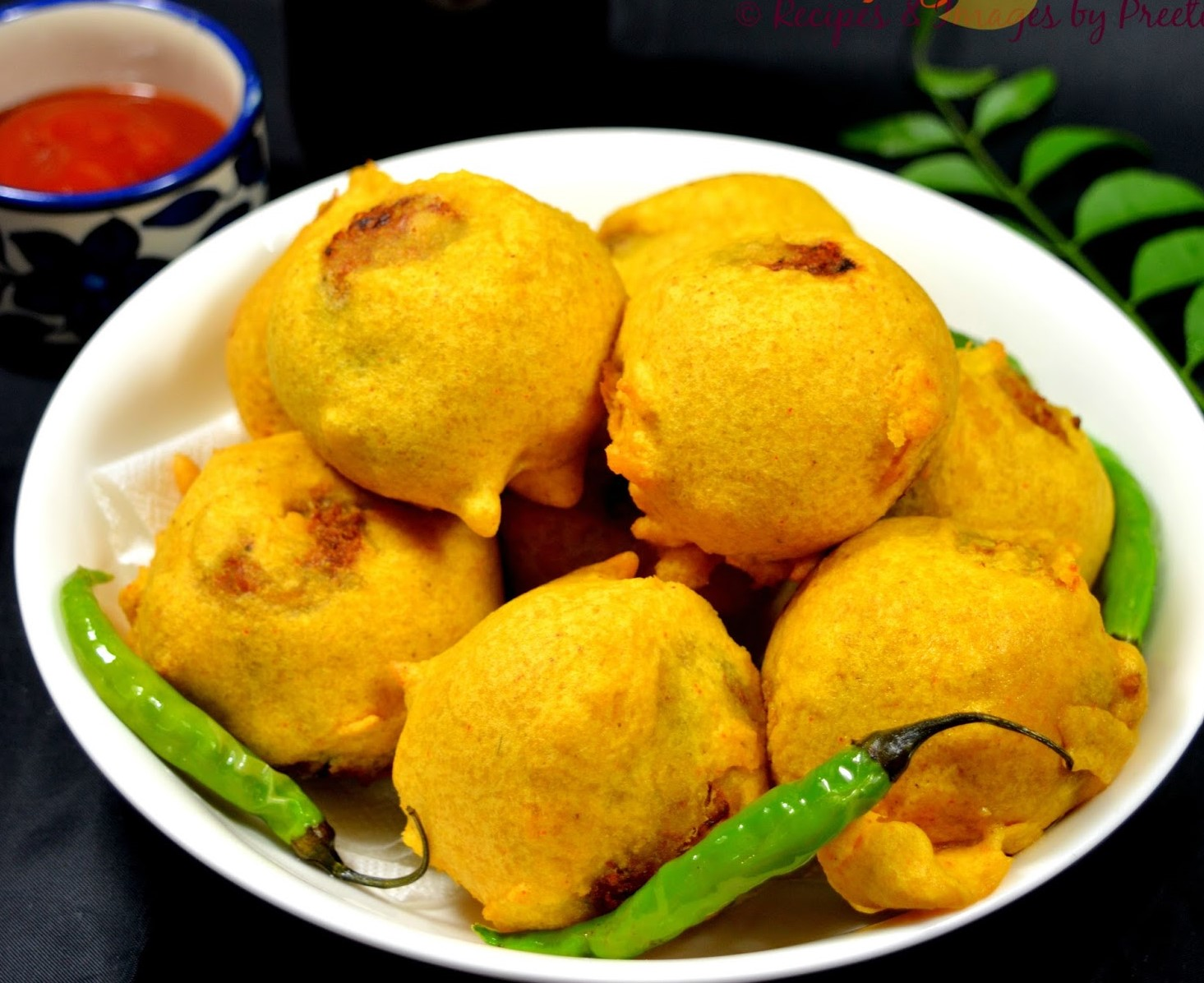 Aloo Bonda: How to Make it Perfect - Making Aloo Bonda